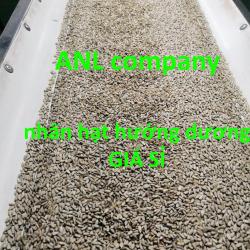 hạt hướng dương tách vỏ (lấy nhân) được dùng trong các nhà máy chế biến sản xuất thực phẩm