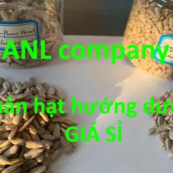 nhân hạt hướng dương được ANL thu mua, nhập khẩu và cung cấp giá sỉ tại Việt Nam. Sản phẩm nhân hướng dương giá sỉ đảm bảo chất lượng tốt, giá thành rẻ