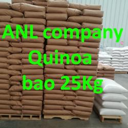 Quinoa giá sỉ Quy cách bao 25kg/bao được nhập khẩu về Việt Nam và bảo quản tại kho của chúng tôi
