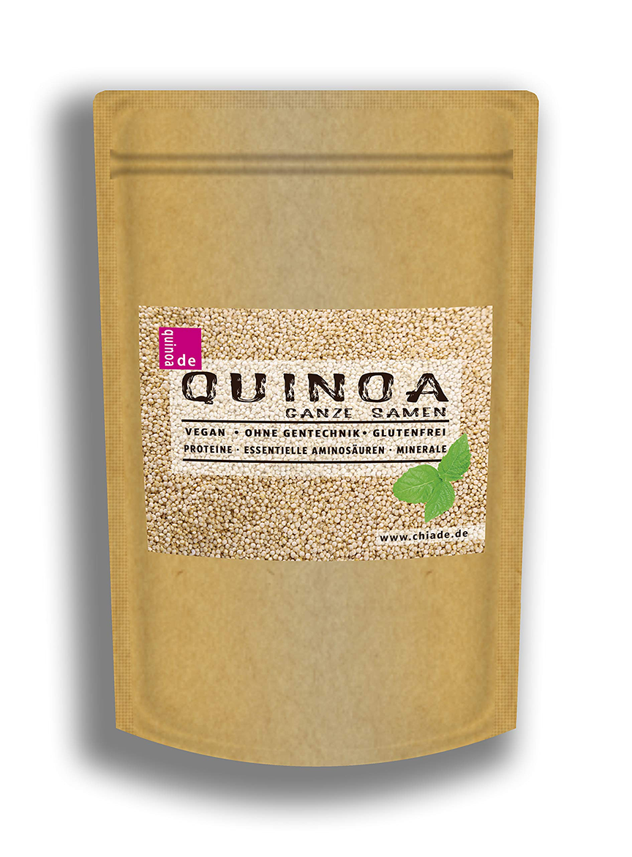 quinoa túi 1kg, hàng đóng gói theo túi, có tem nhãn của ANL, phân phối giá sỉ theo yêu cầu của khách hàng