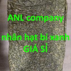 sản phẩm nhân hạt bí xanh giá sỉ được ANL nhập khẩu và cung cấp sỉ đến những quý khách hàng có nhu cầu mua sỉ tại Việt Nam