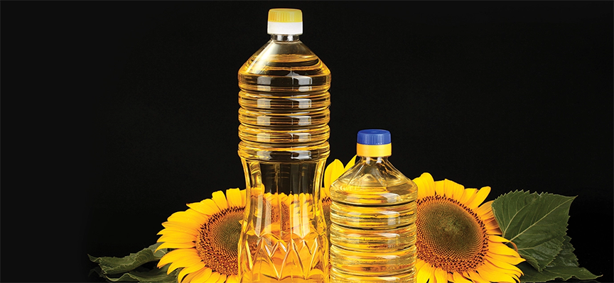 dầu ăn được ép từ hạt hướng dương, 1 loại dầu ăn tốt cho sức khỏe và mang hương vị khá đặc biệt