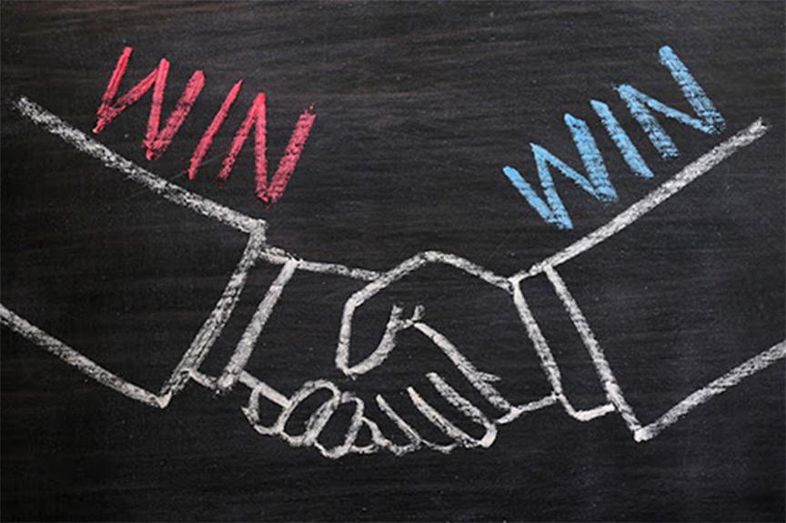tư duy Win Win trong chính sách mua bán của ANL Company