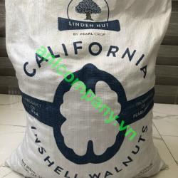 hạt óc chó mỹ nhập khẩu bao 25kg, loại hartley