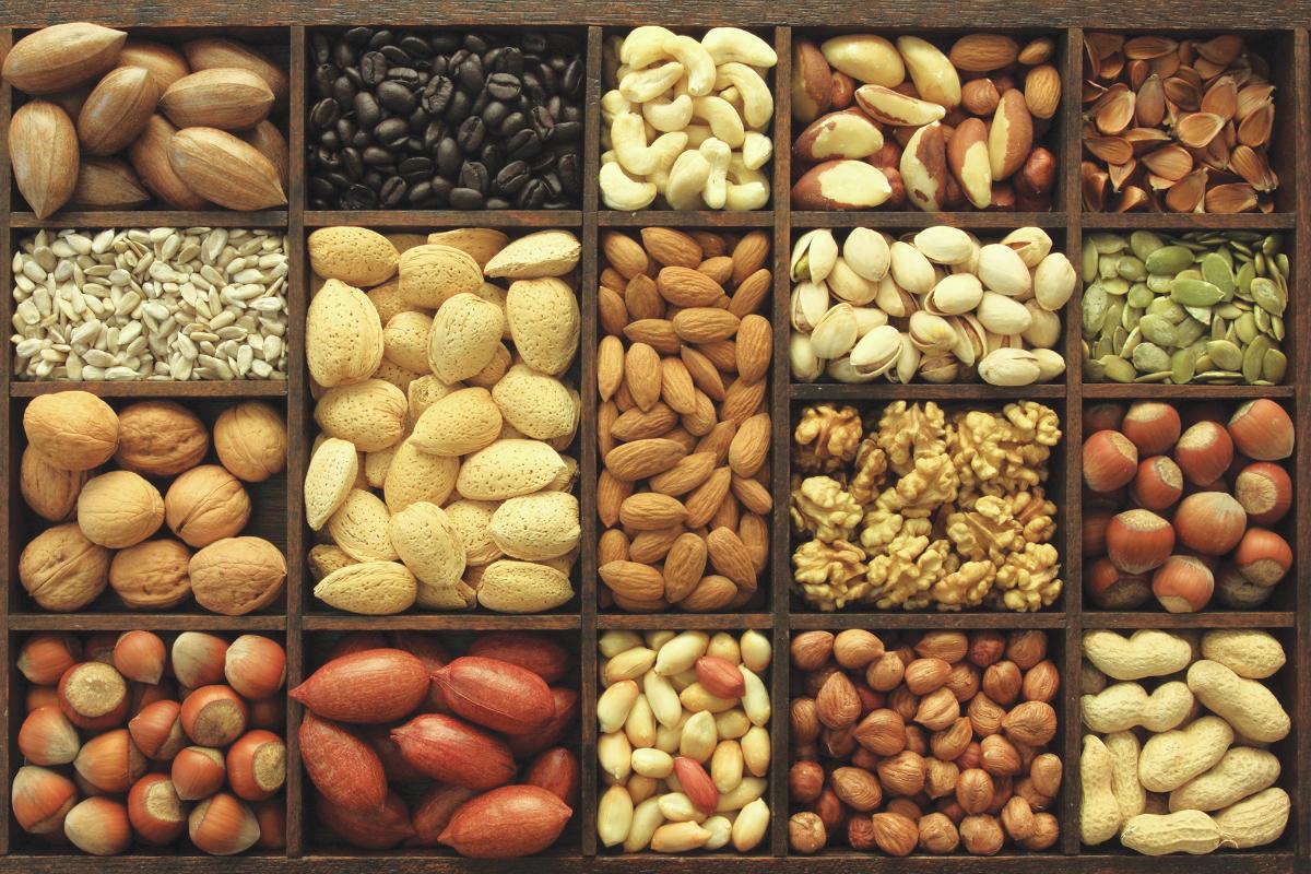 công ty nhập khẩu hạt dinh dưỡng các loại